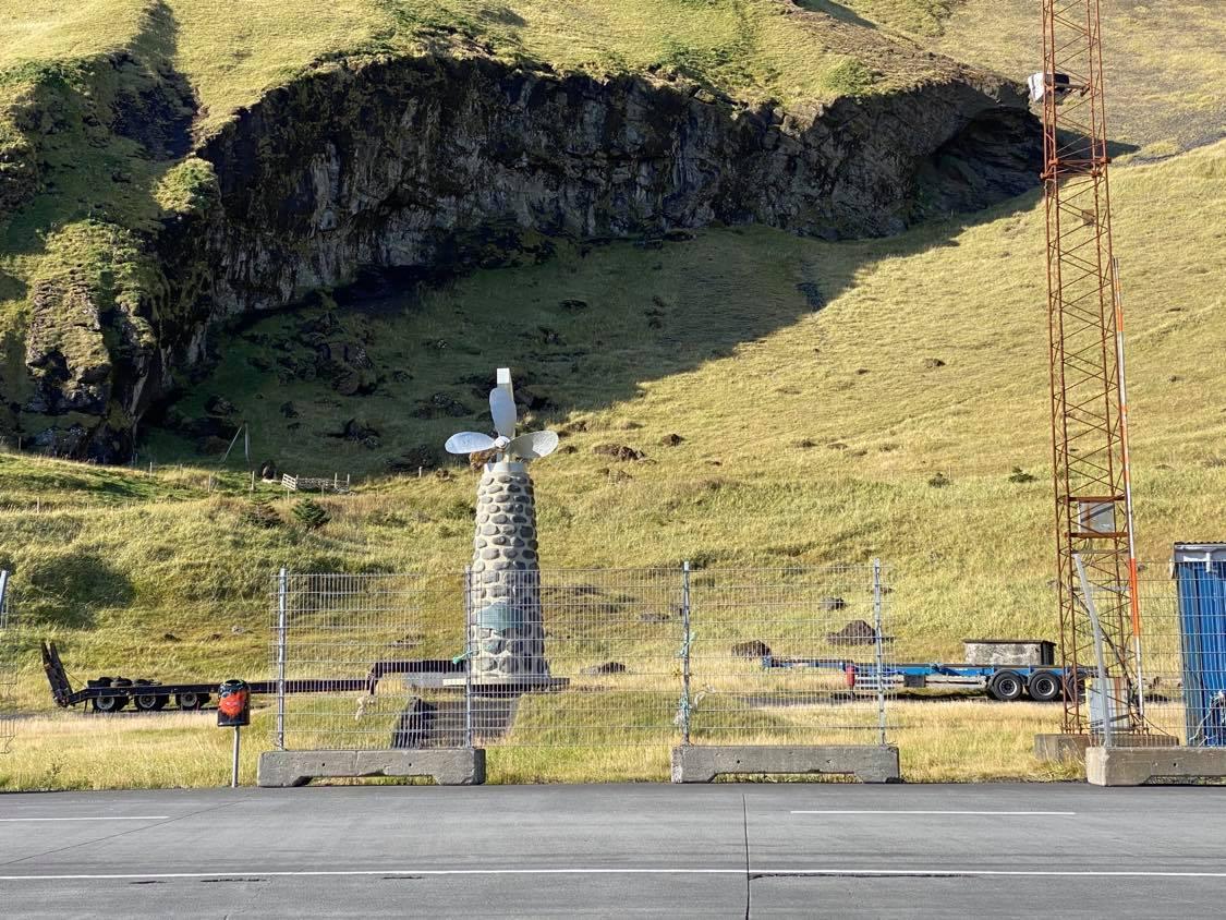 Minnisvarði ÞÓR