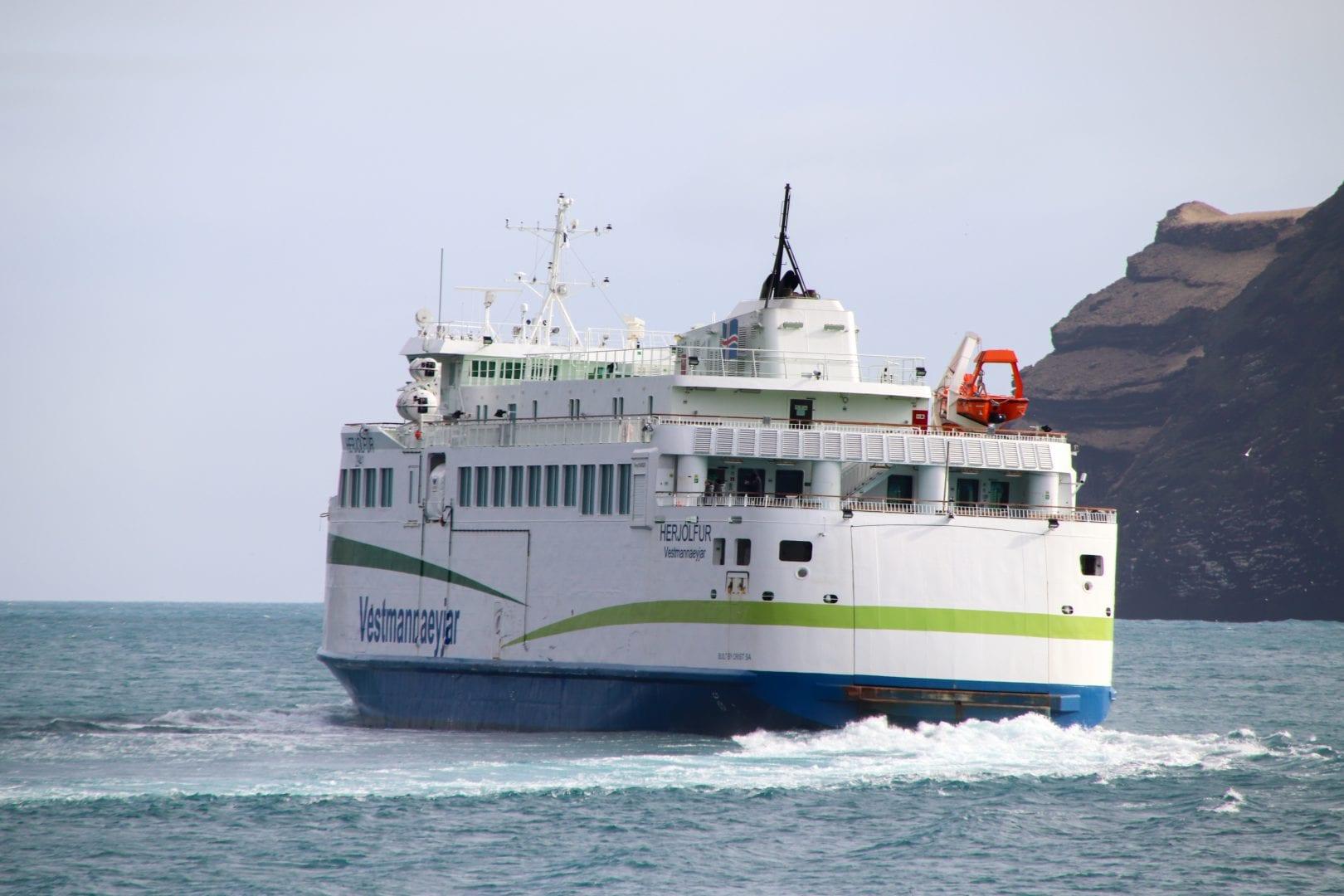Herjólfur -Hólmgeir Austfjörð