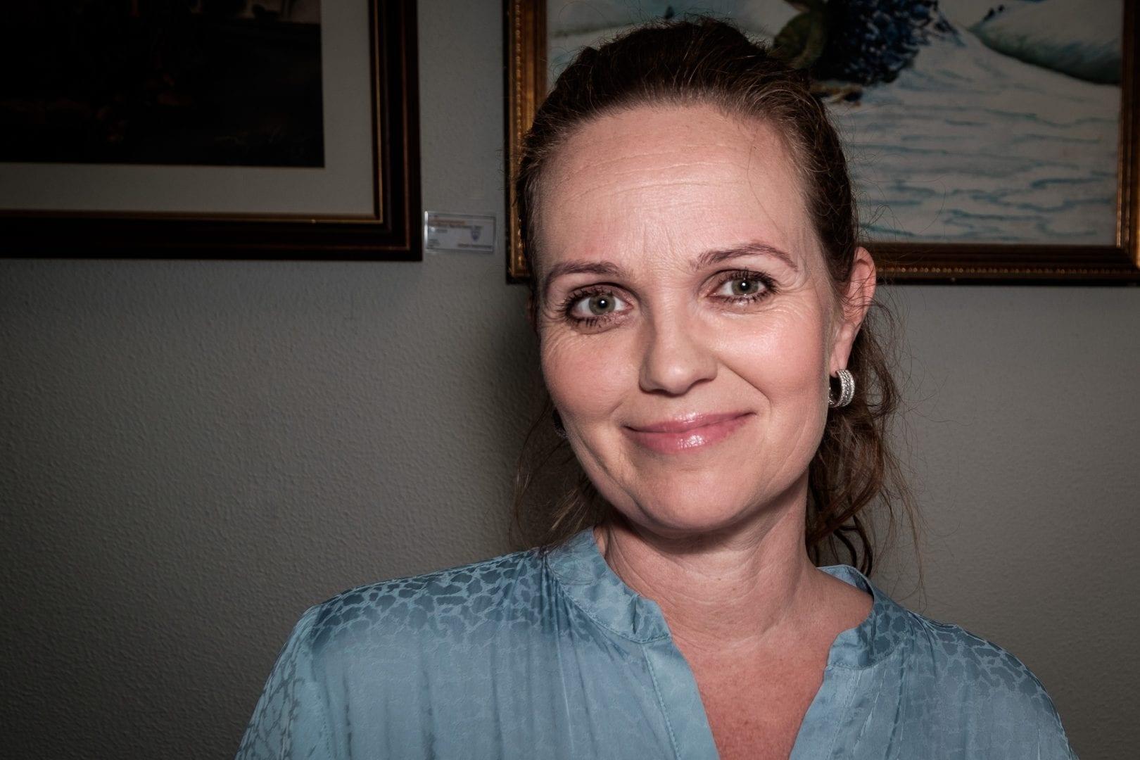 Íris Róbersdóttir