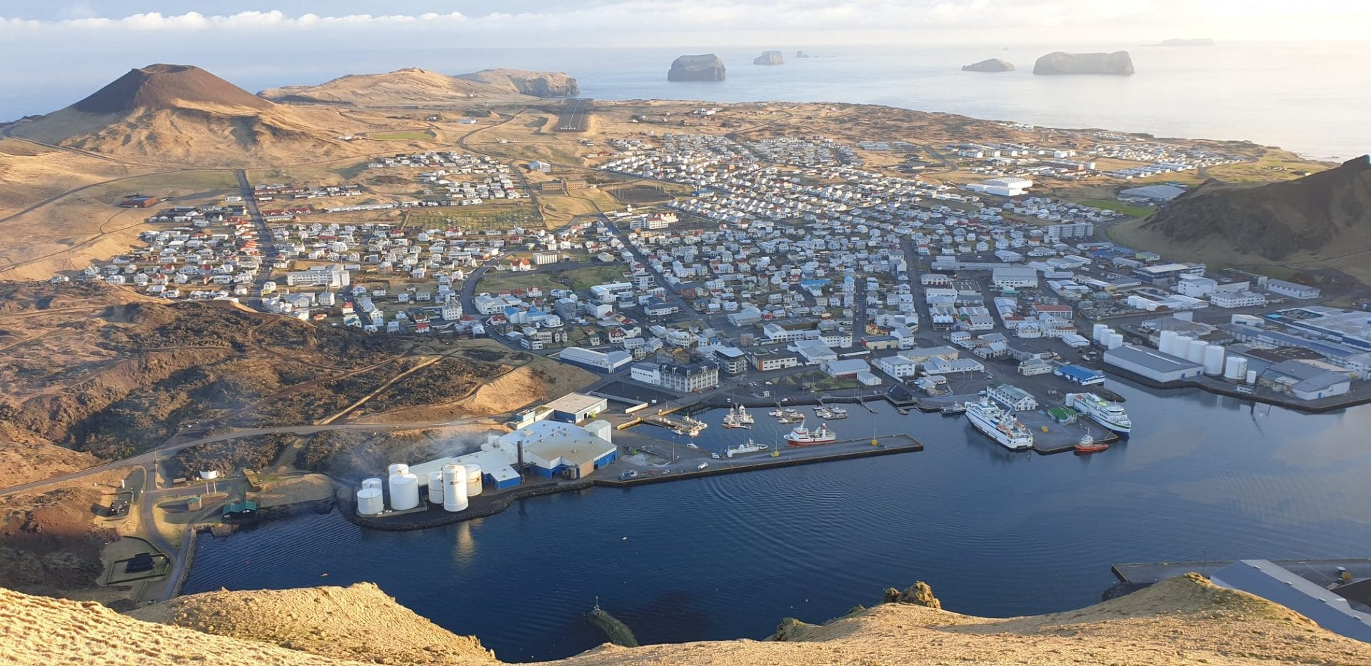 Vestmannaeyjabær Guðmundur Gíslason