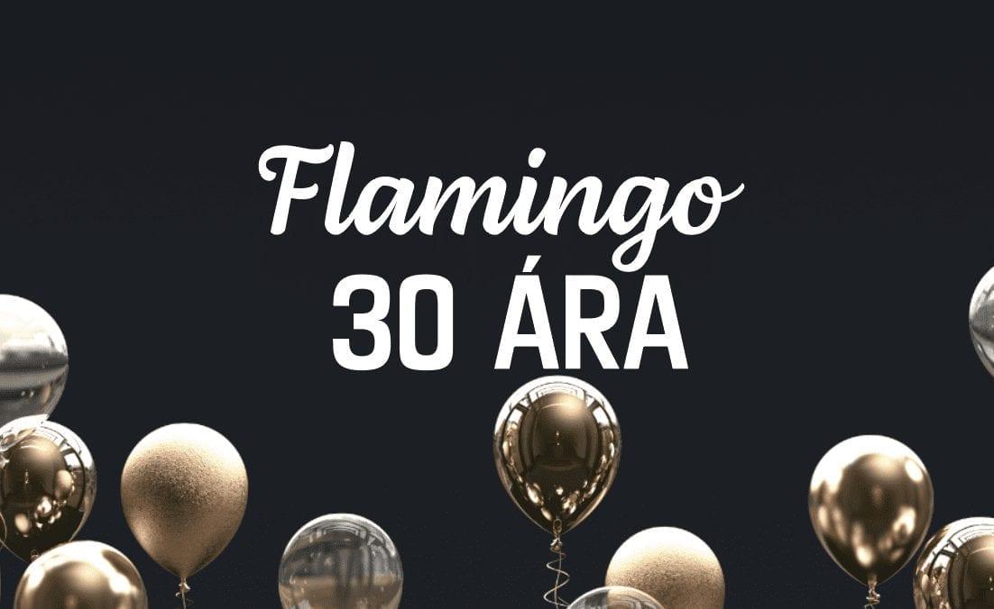Flamingo 30 ára