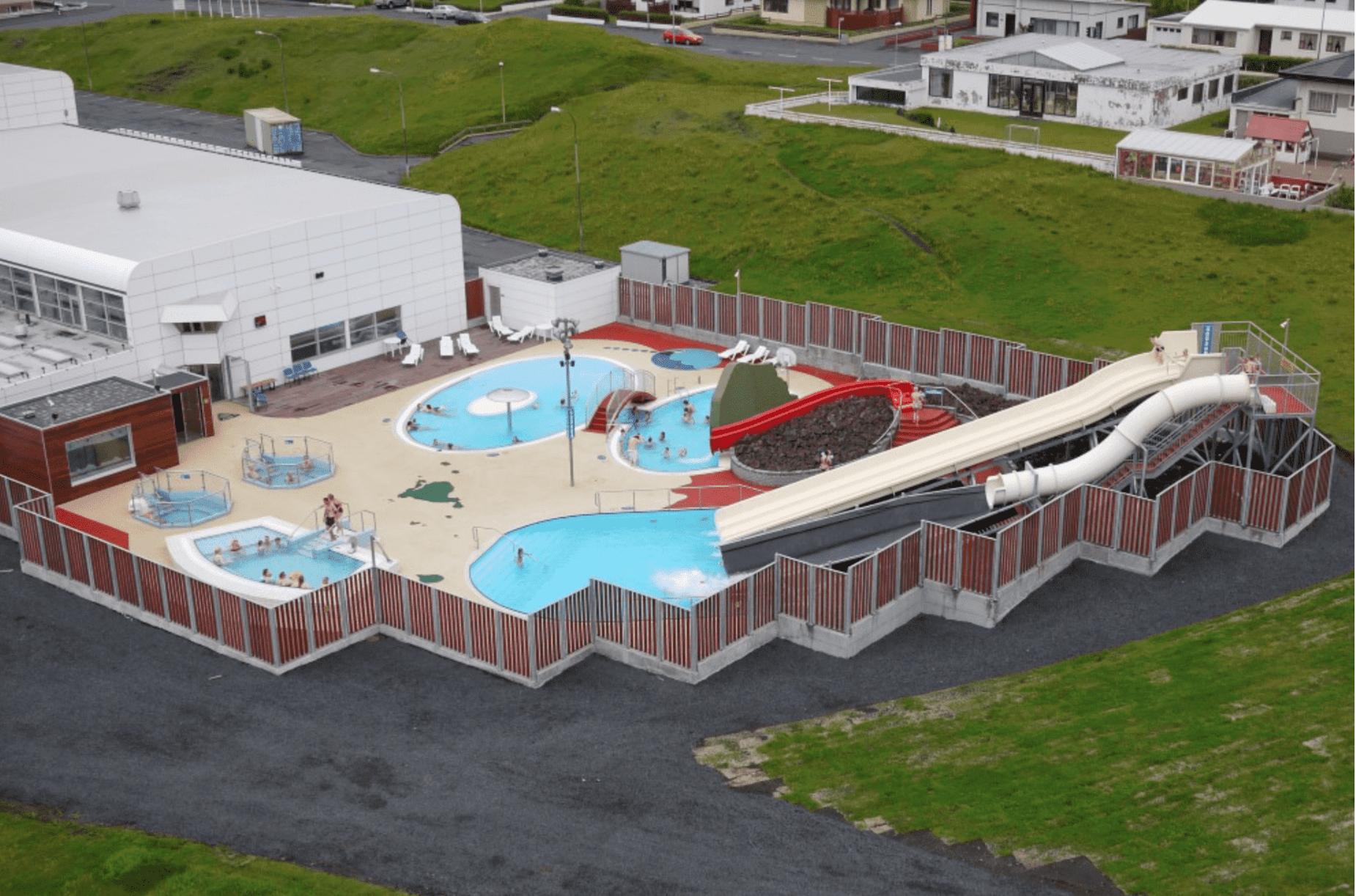 Sund / íþróttamiðstöð